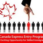 خبر شماره 158: اعلام جزییات برنامه مهاجرتی جدید Express Entry کانادا